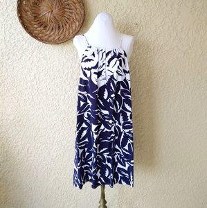 Tommy Bahama key hole front & back dress